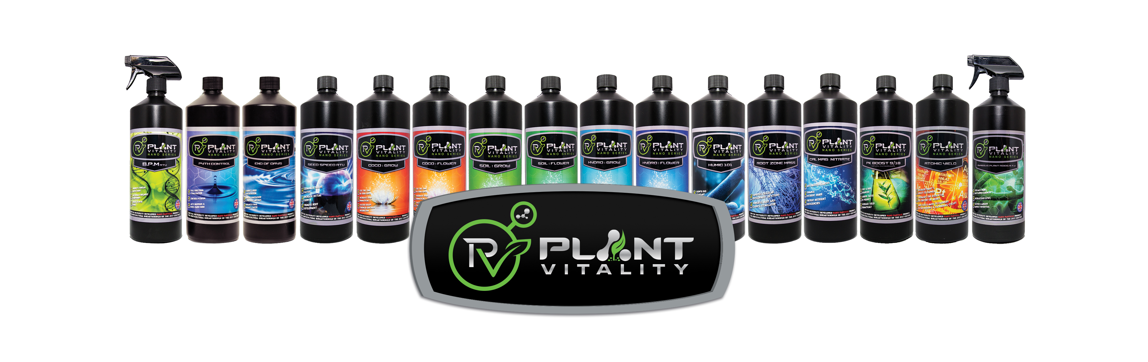 Plant Vitality Products